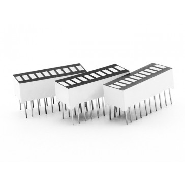 LED de 10 Segmentos - Blanco