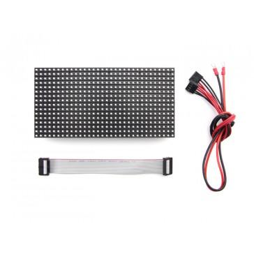 Matriz doble P6 32x16 RGB LED - 192x96mm