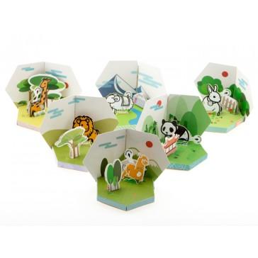 Kit de Zoológico Soldable