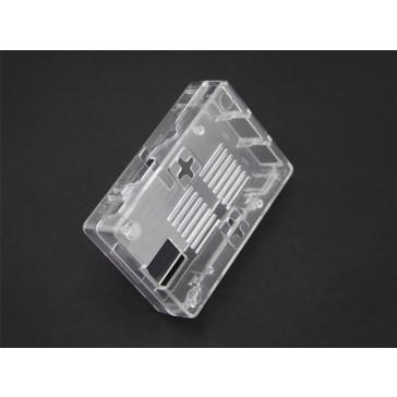 Caja transparente para Raspberry Pi B+