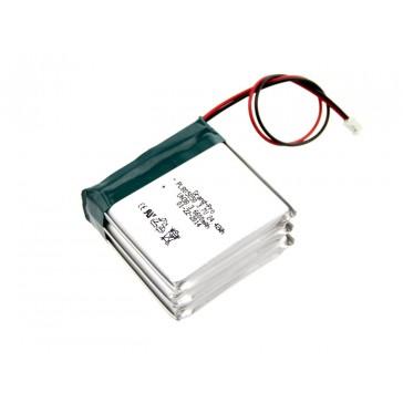 Bateria de polimero, de iones de litio - 6600mAh 3.7V