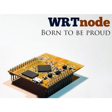 WRTnode - Código abierto y tablero de desarrollo Mini OpenWRT