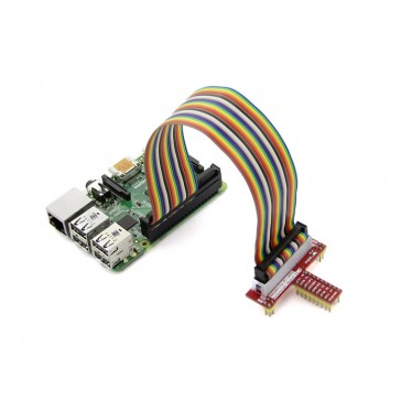 Cable Raspberry Pi B+ de 40 pins a 26 pins