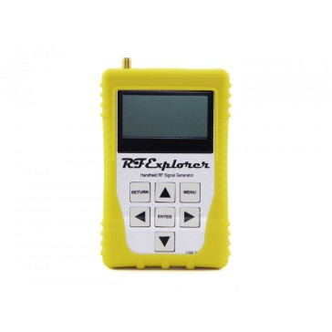 Funda protectora para RF Explorer  (Amarilla)