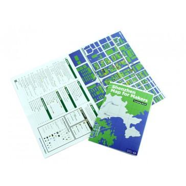Mapa para Fabricantes Shenzhen