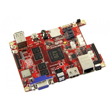 Cubietruck Kit - Dual Core Computadora de un solo tablero