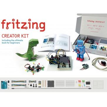 Fritzing Creator Kit con Arduino UNO Edición en ingles