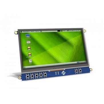 """7"""" LCD Carcasa para Beagle Bone Black - Pantalla táctil"""