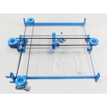 Kit de robot Plotter en XY (sin circuito electrónico)