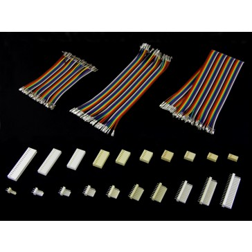 """Kit premium """"Fabrica tu propia keyed cable"""""""