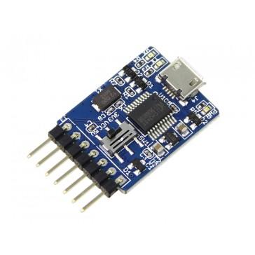 Adaptador Serial de USB a Uart 5V/3V3