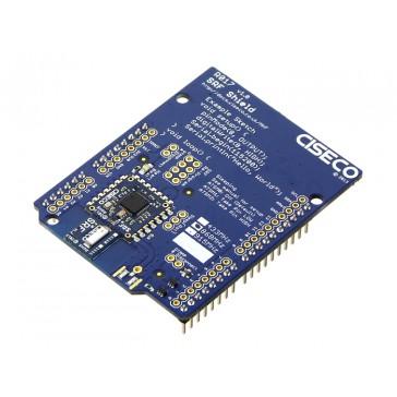 SRF shield - Transceptor Inalámbrico para Arduino