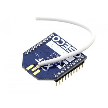 Módulo inalámbrico XRF RF de datos seriales UART con forma de XBee