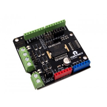 Shield de Arduino para motor de 2 Amperios