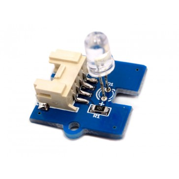 Grove - Multi color del flash LED (5mm)