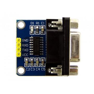 Modulo convertidor de RS232 a TTL