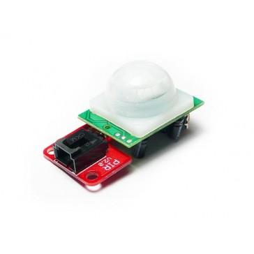Bloque electrónico - Sensor de movimiento PIR (digital)