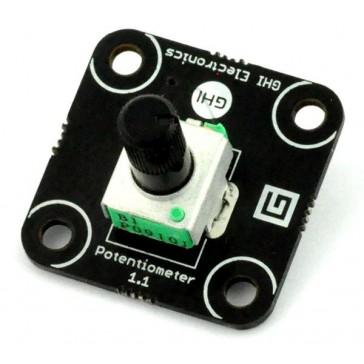 Módulo de Potenciómetro - Gadgeteer Compatible con .NET