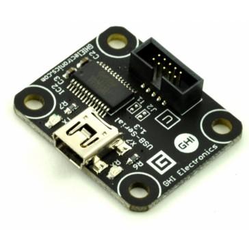 Módulo de USB-Serial - Gadgeteer Compatible con .NET