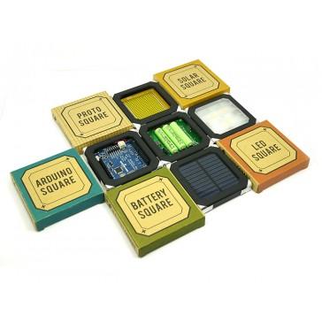 B-Squares (Kit de Súper Recetas)