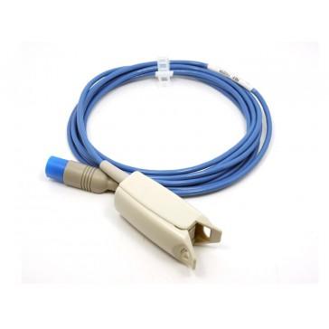 Sensor clip de dedo medidor de oxígeno en la sangre