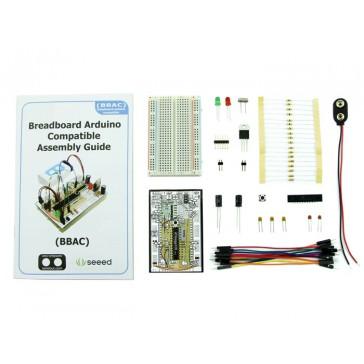 Kit de Arduino compatible con protoboard