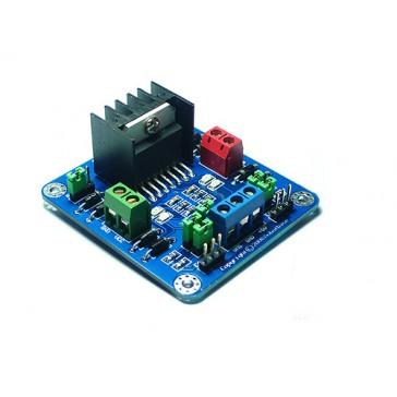 Doble Controlador de Motor con Puente H L298