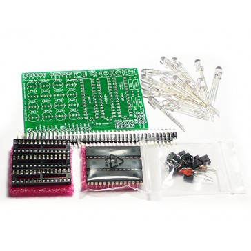 RGB LED Shield Kit V1.4