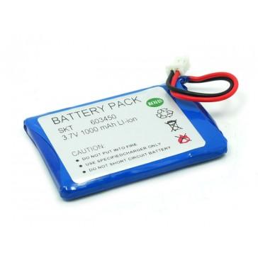 Paquete de Batería de Iones de polímero de Litio - 1A