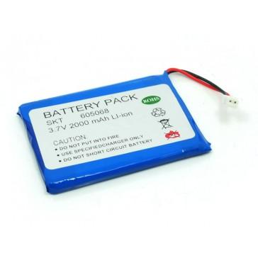 Batería de Iones de polímero de Litio - 2A