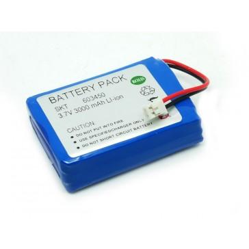 Paquete de Batería de Iones de polímero de Litio - 3A