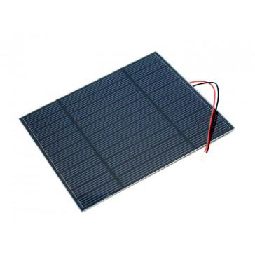 3W Panel Solar 138X160