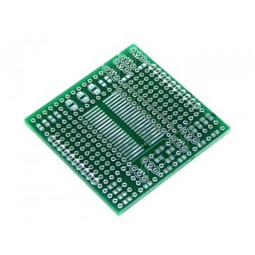 SMDProtopad - 43oh SMD Prototyping  Launchpad Boosterpack