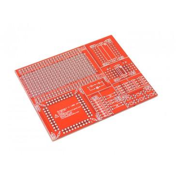 Protoboard para montaje Superficial QFP - 0.80 mm