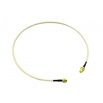 Cable Rf Coaxial Rg316 SMA Macho A SMA Hembra - 50 Cm