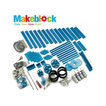 Kit de Robótica Novedoso y Completo Makeblock - Azul
