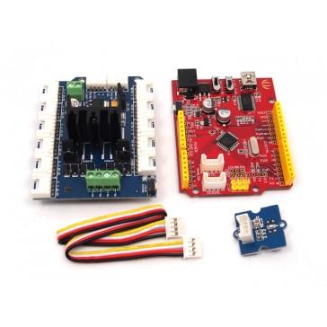 Kit electrónico para principiantes con Makeblock