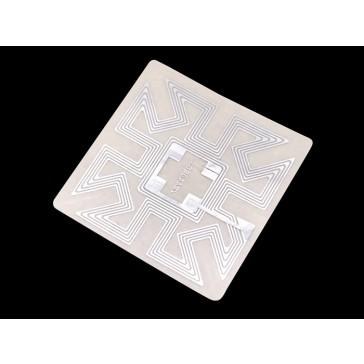 Etiqueta 13,56 RFID para libro