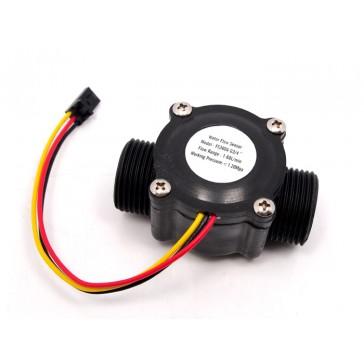 Sensor de flujo de agua G3/4