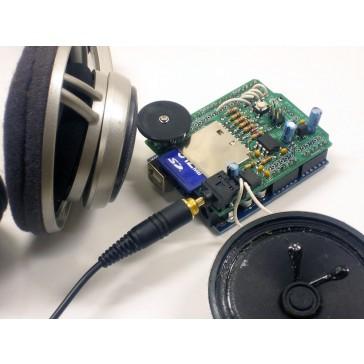 Kit para Arduino Adafruit Wave Shield - v1.1