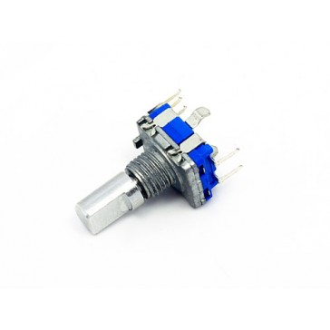 Codificador giratorio con interruptor