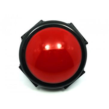 El enorme botón rojo nunca_voy_a_perder deslumbrante_ojo_demoniaco