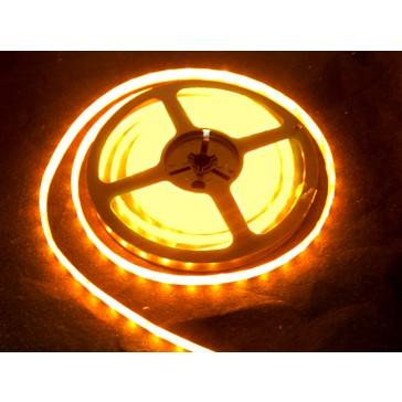 Tira de LEDs AMARILLOS flexible - 60 LEDs por metro
