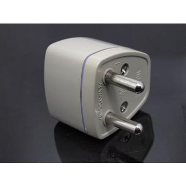 Adaptador de corriente universal AC europeo