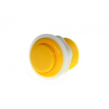 Boton push amarillo 27.5mm