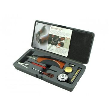 Batería inalambrica - Kit de soldadura de hierro, alimentado por batería
