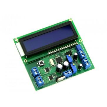 Controlador para extrusor (de dos termistores)