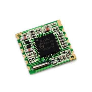 PLL FM(88~108MHz) - Módulo receptor de audio estéreo