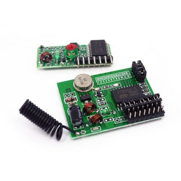 kits de enlace RF 315MHz - Con codificador y decodificador