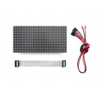 Matriz LED RGB doble P6 32x16 - 192x96mm